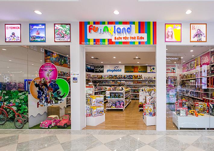Nhà phân phối đồ chơi trẻ em nhập khẩu uy tín